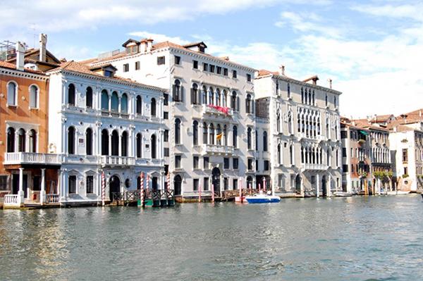 Palace in Venice - Italy