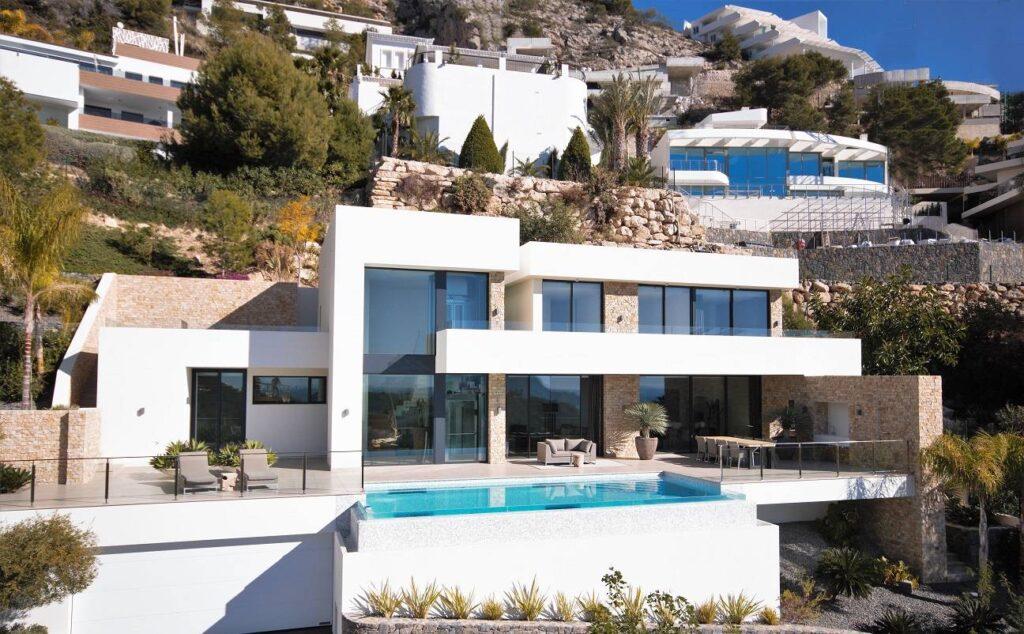 Brand new luxury proper for sale in Altea Hills - Spain