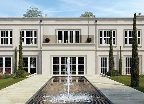 Mansion in Surrey - United Kingdom