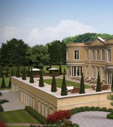 Mansion in Ascot, Berkshire - United Kingdom