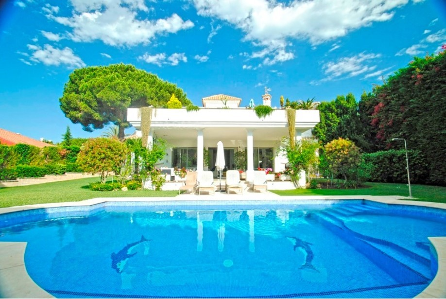 Seaside villa near Marbella - Spain