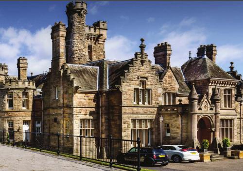 Grade 2 Listed Castle in Scotland - hotel facility - United Kingdom