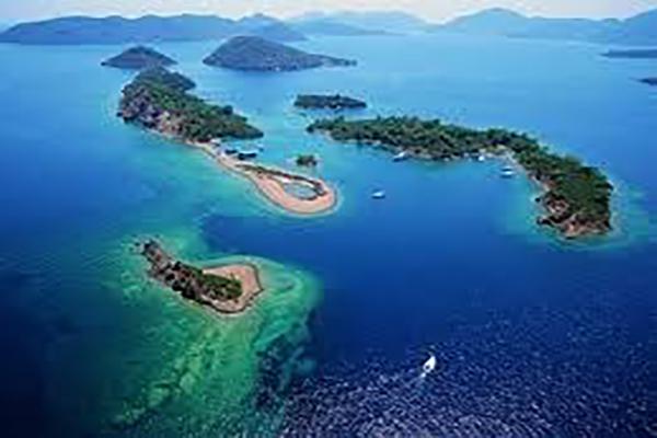 Greek island for sale - Greece