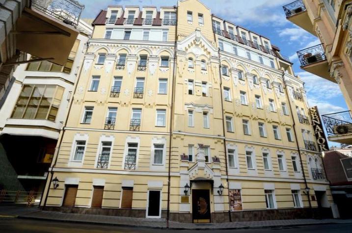 Free-standing building in the inner-city area - Ukraine
