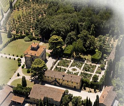 Italian villa from 18th Century - Italy