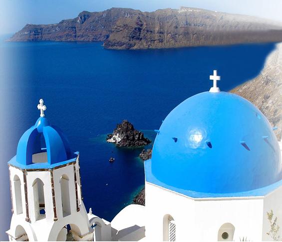 Villas in Santorini - Greece